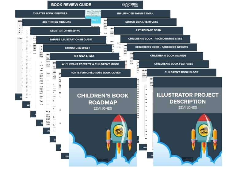 Book release eevijones how to self publish a childrens book ccuart Choice Image